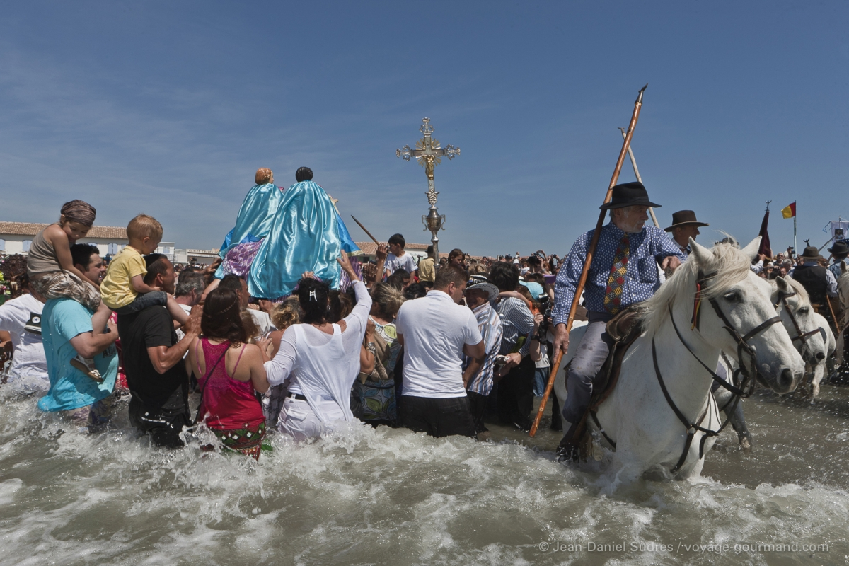 Pèlerinage des Gitans des Saintes Maries de la Mer