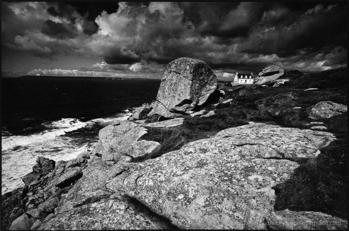 Pointe du Millier, Finistère