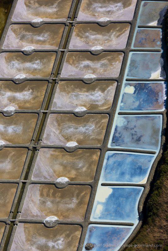 Marais salants de Guérande / Guerande salt marshes
