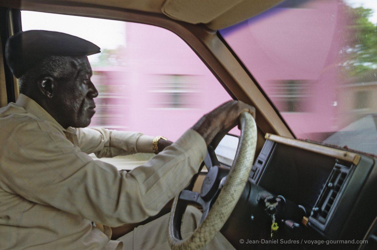Chauffeur de taxi de Nassau