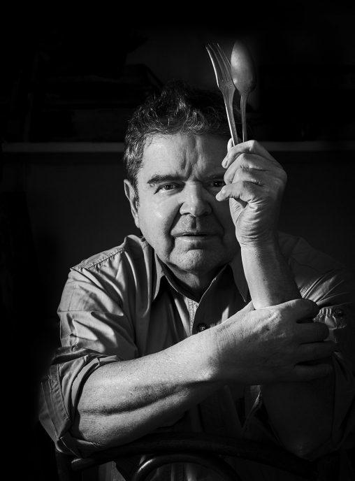Portrait de Jean-Daniel Sudres par Jacques Sierpinski