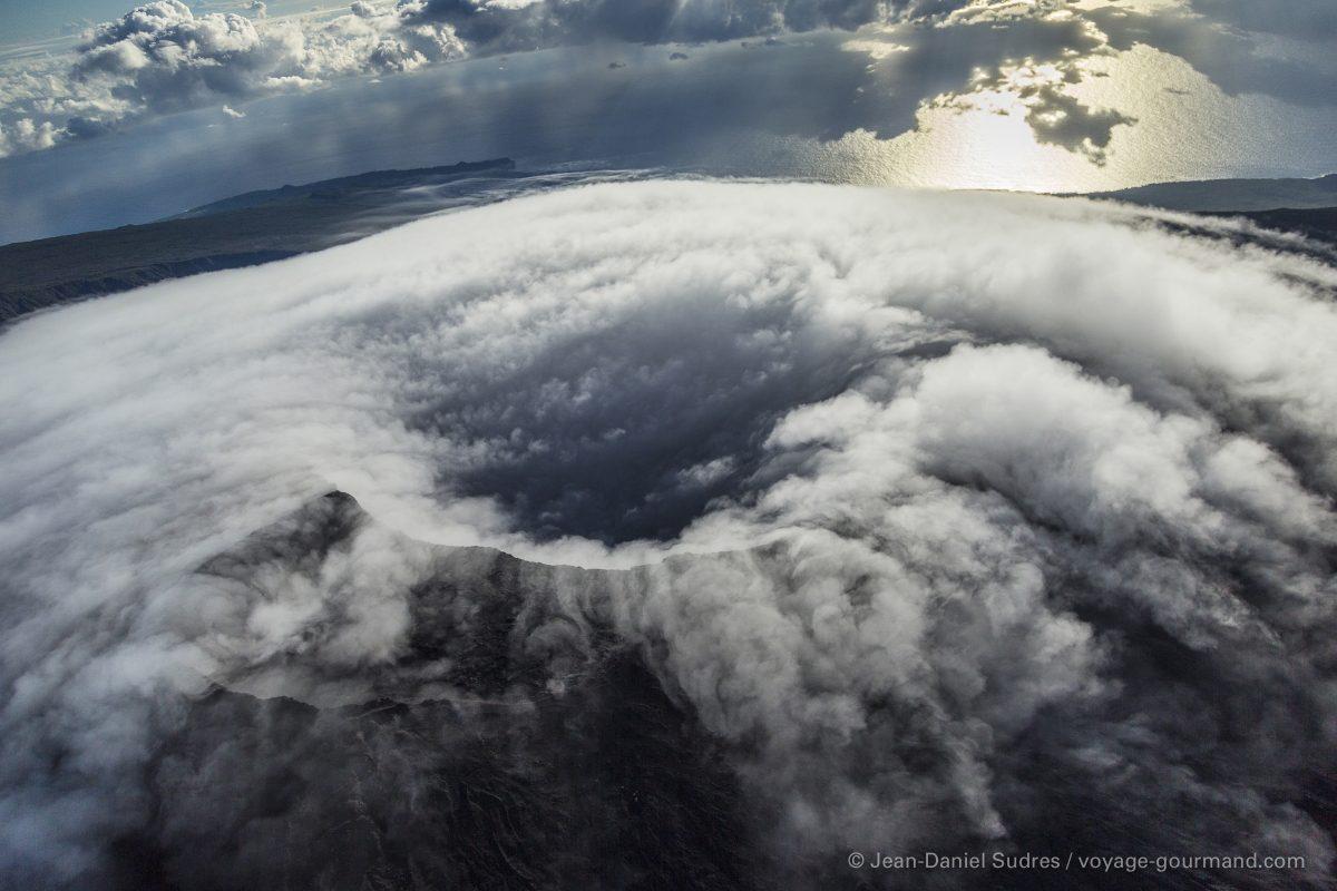 Volcan du Piton de la Fournaise, La Réunion / Piton de la Fournaise volcano, Reunion island